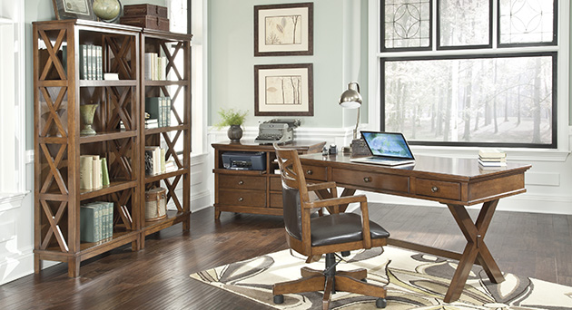 Home Office Furniture Chicago jofran artisans craft 5 drawer desk Office Financing Home Office